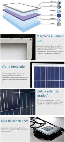 panel solar 280w renogen policristalino tipo 250w 260w 270w