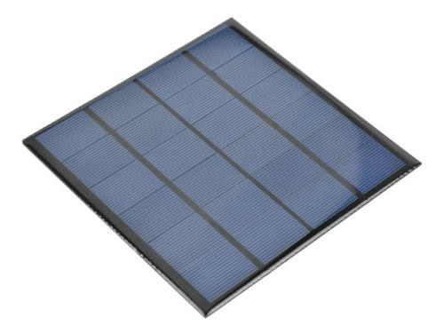 panel solar 6 v 500 ma 3 w 145 x 145 mm robotica arduino
