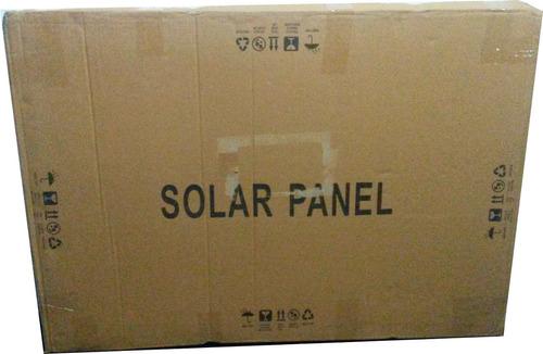 panel solar 80w policristalino - electroimpulso