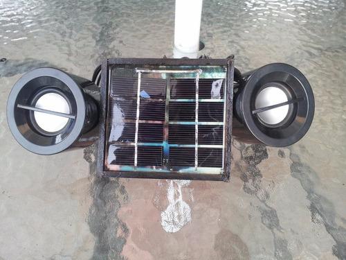 panel solar artesanal con puerto usb - especial estudiantes