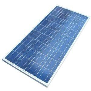 panel solar con