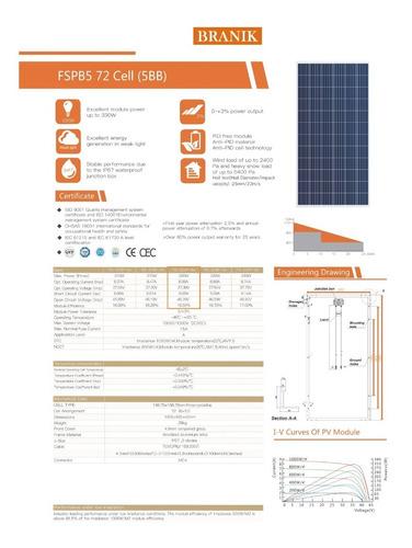 panel solar energia