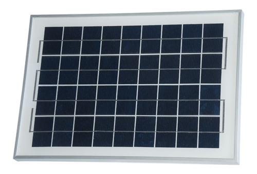 panel solar fotovoltaico 10w policristalino - ps10 - enertik
