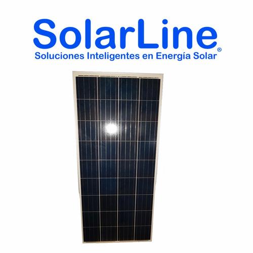 panel solar fotovoltaico 150 watt 150 watts 150wp 150w