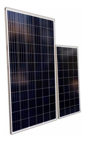 panel solar fotovoltaico 300 watts policristalino kethor