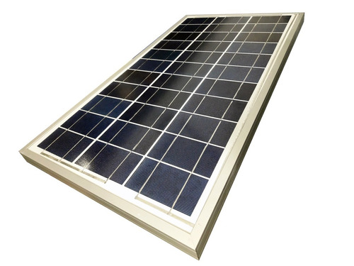 panel solar fotovoltaico 30w policristalino
