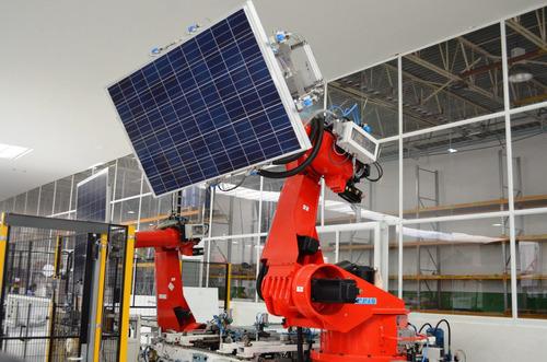 panel solar fotovoltaico iusa 250w policristalino