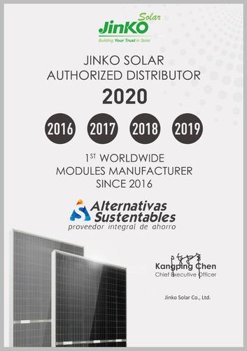 panel solar fotovoltaico monocristalino 24v 315w