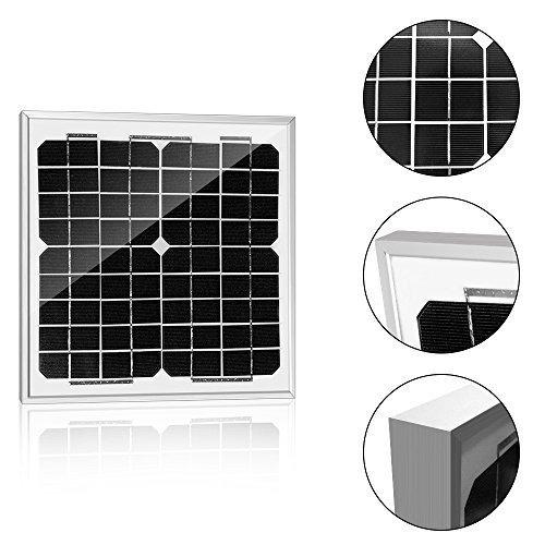 panel solar mono acopower hy01012m para carga de batería