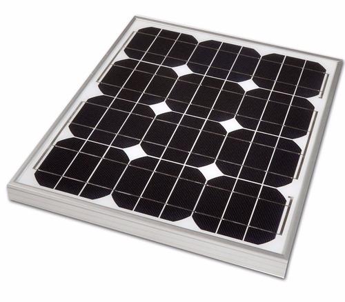 panel solar monocristalino 10 w