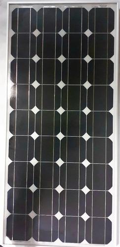 panel solar monocristalino 90 w