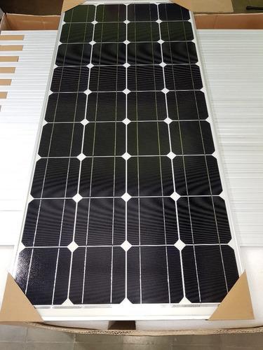panel solar ni 75w ni 80w ni 90w llevate 100w monocristalino