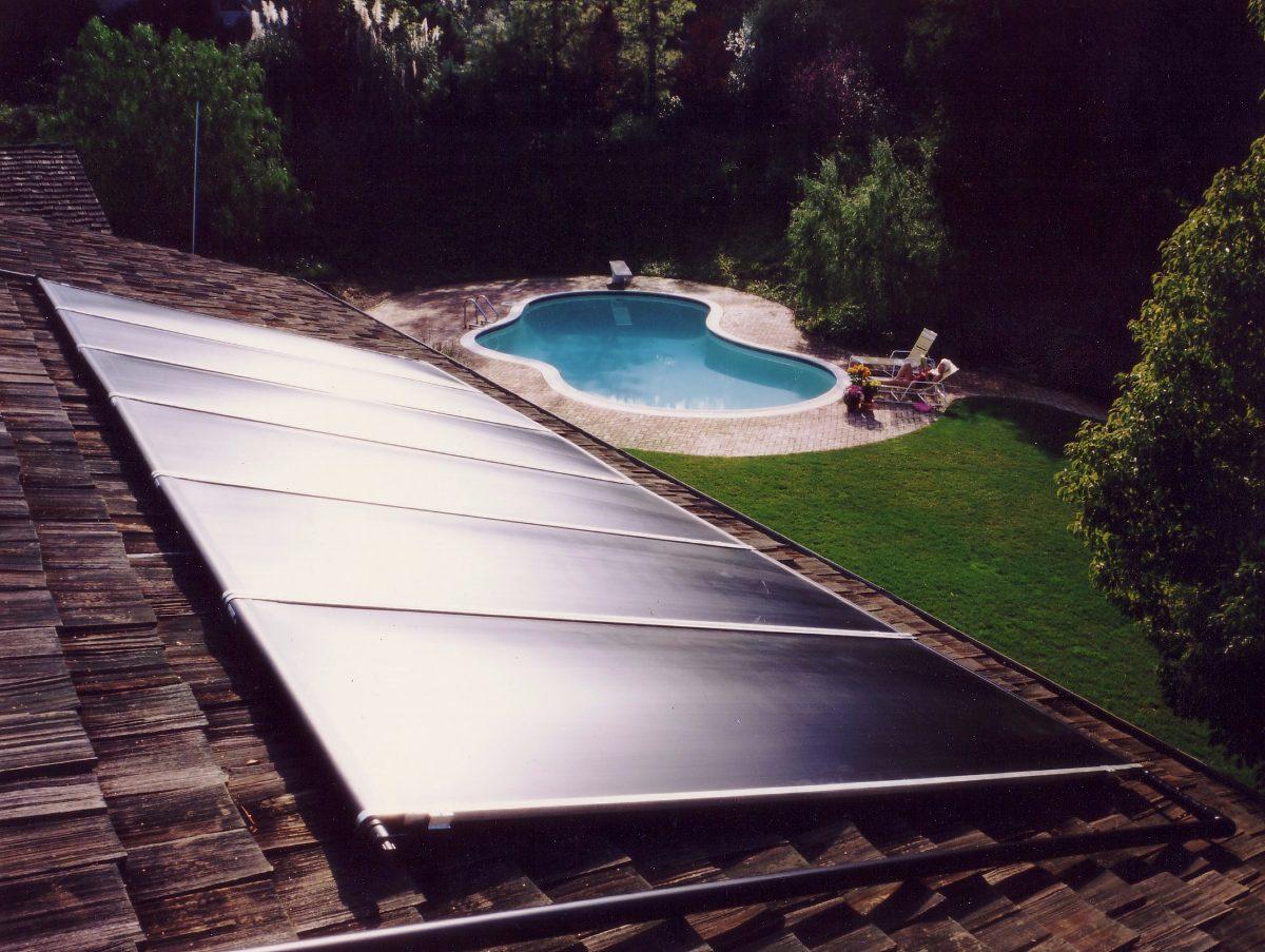 Panel solar para alberca 2 en mercado libre - Calentar piscina solar ...