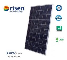 Paneles Solares Precios Risen 330w Módulo Fotovoltaico Cfe