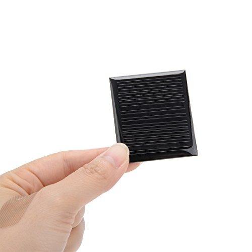 panel solar uxcell poly mini célula módulo diy para teléf