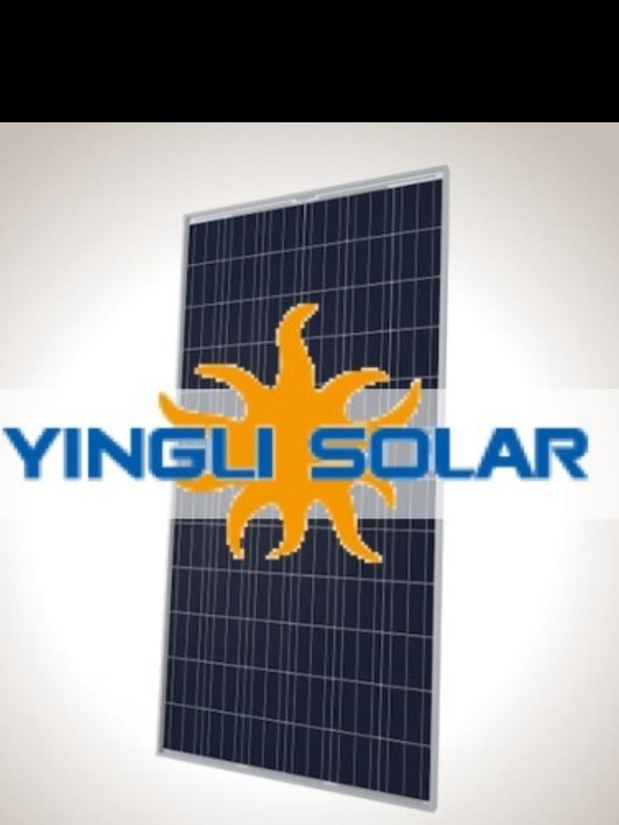 Panel Solar Yingli 325 Watts 72 Celdas Clase A