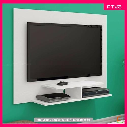 panel tv de 42 flotante centro de entretenimiento (ptv2)
