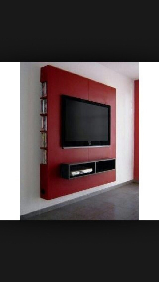 Panel tv panel pantalla centro entretenimiento lcd led for Muebles para led 50 pulgadas