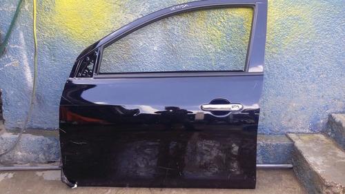 panel vestidura puerta izquierda nissan versa