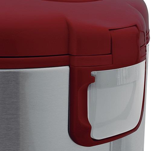106c2df5b Panela De Arroz Ph6 Vermelha - Philco - R  99