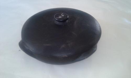 panela de barro tipo moquequeira tamanho 06,5 litros