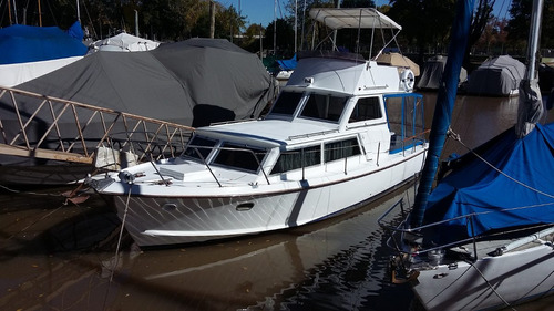 panela de ortholan con fly 2 x volvo 230 hp t.diesel c. eje