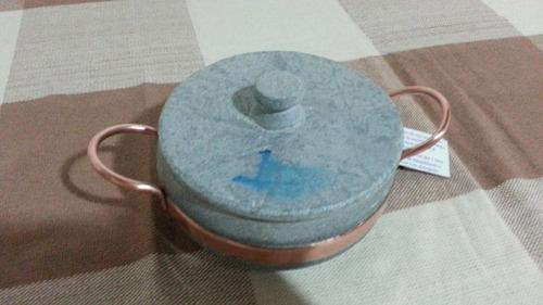panela de pedra sabão nº 1.