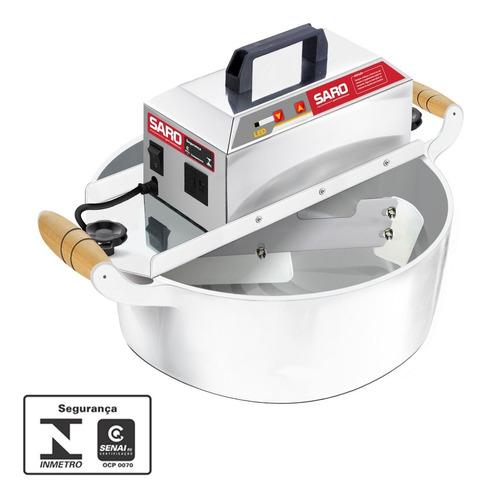 panela para mexer doces alumínio 4 lts (linha faccilita)