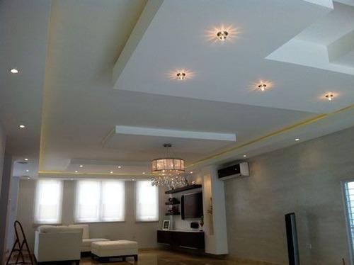 paneles 3d decorativos en yeso e instalacion