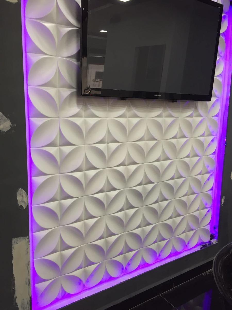 Paneles 3d revestimientos para paredes modelo fiori bs - Paneles para forrar paredes ...