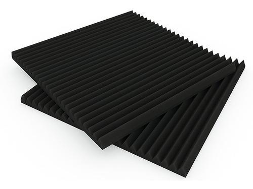 paneles acústicos alpine pro 500x500x50mm retardante llama