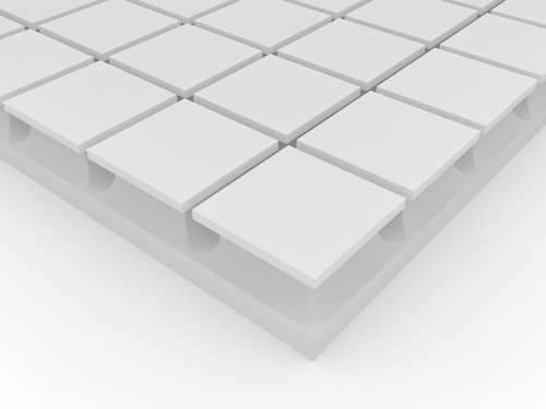 paneles acústicos ignífugos parís 40mm edición esp. calidad