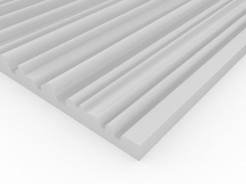 paneles acústicos ignífugos premium 5 diseños elección 30mm