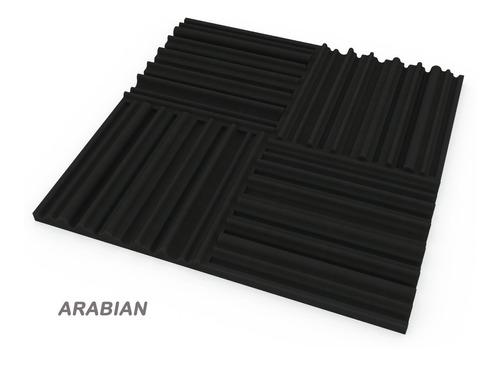 paneles acústicos listos para colgar varios diseños 1x1 mt