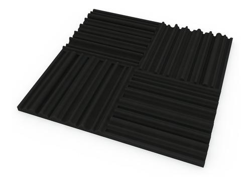 paneles acústicos pack x10m2 (40u) 3cm espesor (5 diseños)