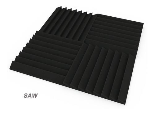 paneles acústicos pack x10m2 (40u) 5cm espesor (5 diseños)