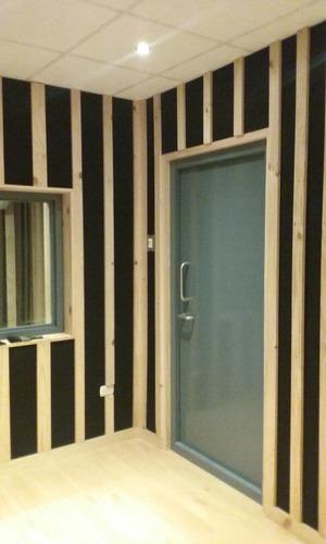 paneles acústicos - puertas - difusores - resonadores