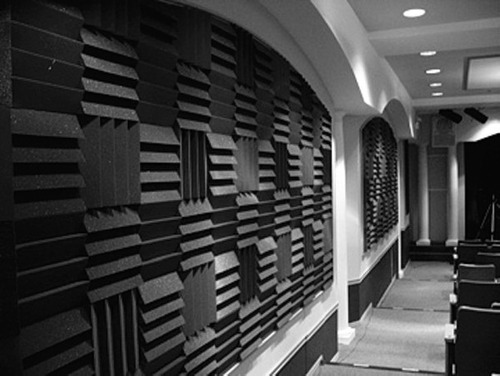 paneles acusticos saw basic 50x50cm x30mm musycom