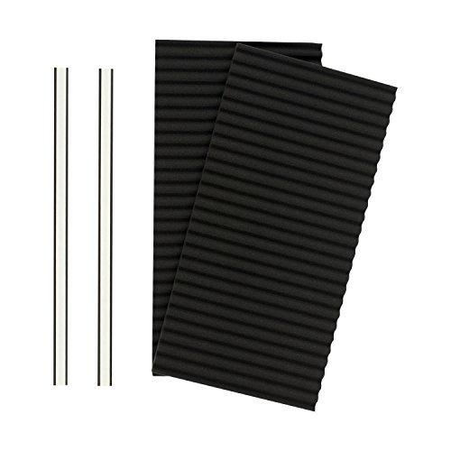 paneles aislantes de espuma duck brand air conditioner, 18 p