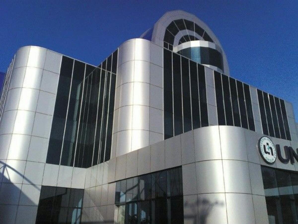 paneles de aluminio compuesto fachadas y columnas lima
