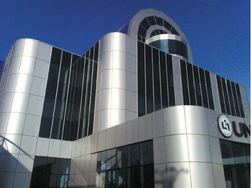 paneles de aluminio compuesto fachadas y columnas lima, peru
