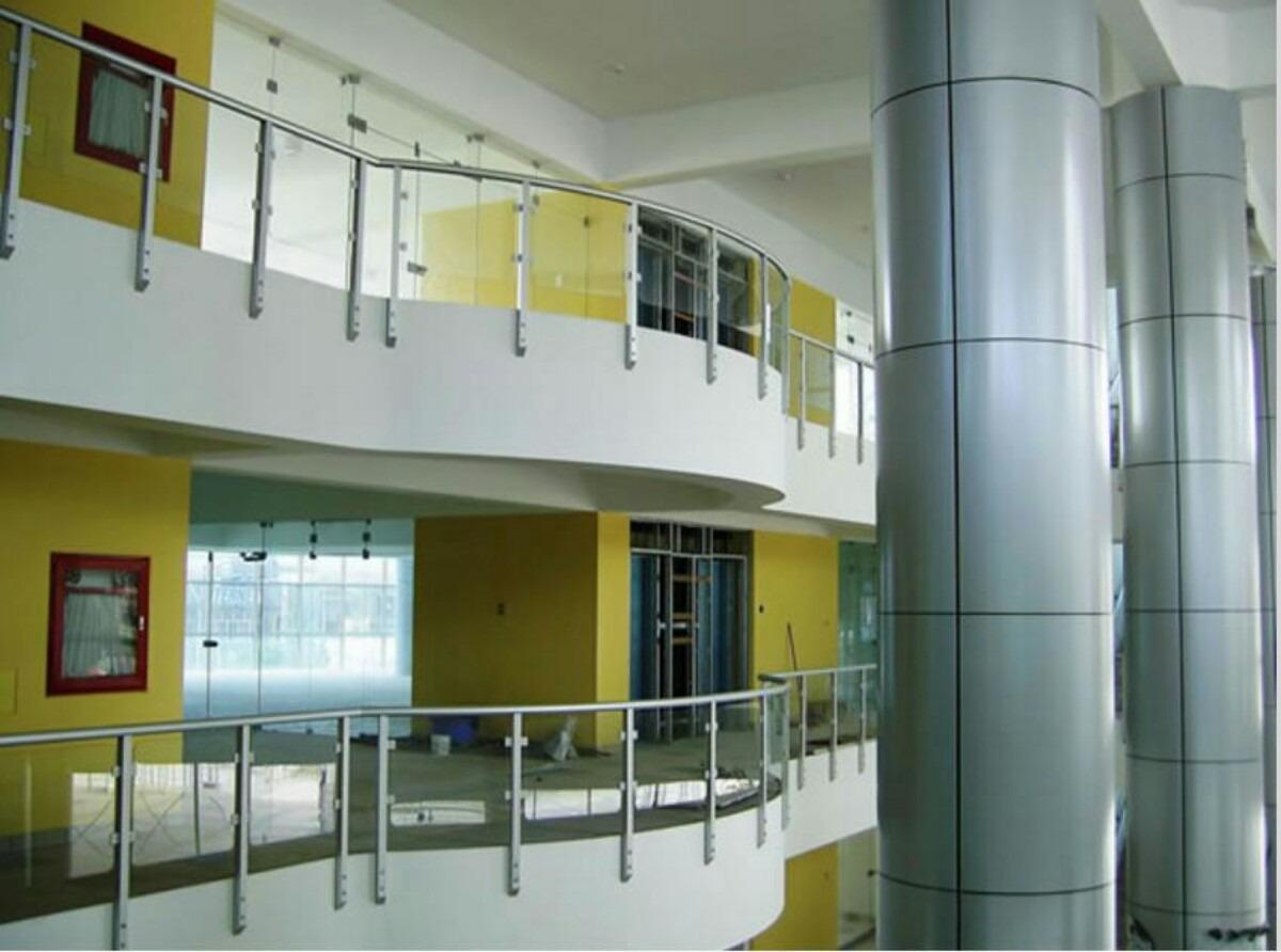 paneles de aluminio compuesto fachadas y columnas lima peru
