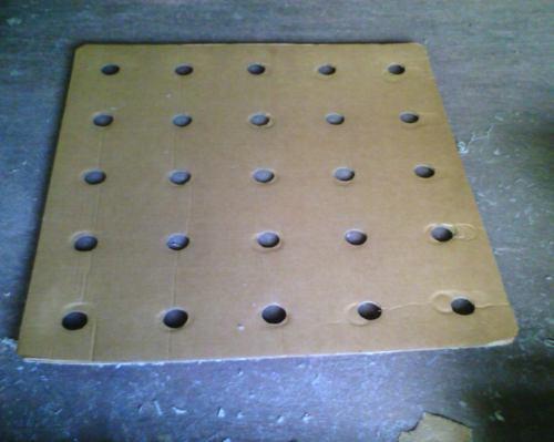 paneles de carton 1,40 x 1,40