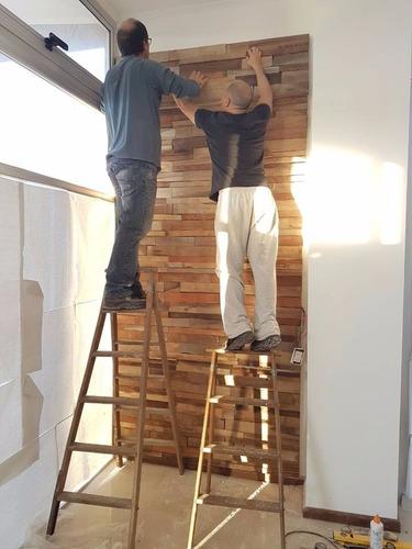 paneles de madera decorativos para paredes