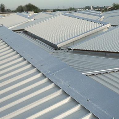 paneles de poliuretano para techos - rápida colocación