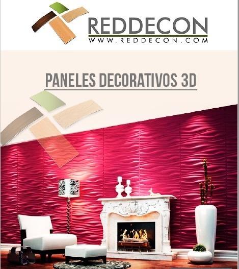 Paneles decorativos 3d en mercado libre - Paneles decorativos 3d ...