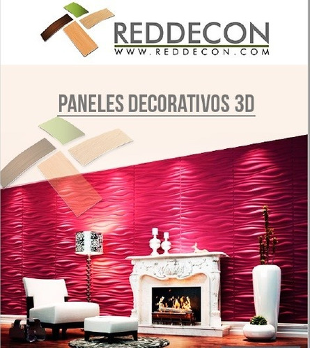 paneles decorativos 3d