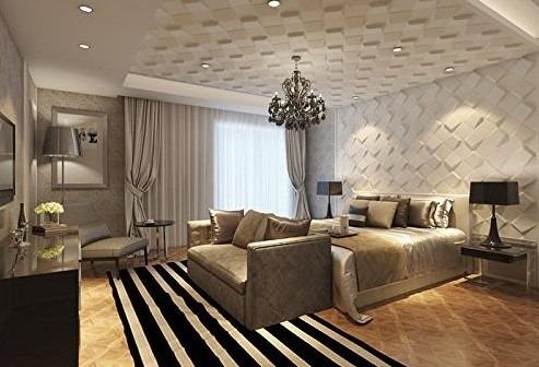 Paneles decorativos 3d en mercado libre - Paneles decorativos para techos ...