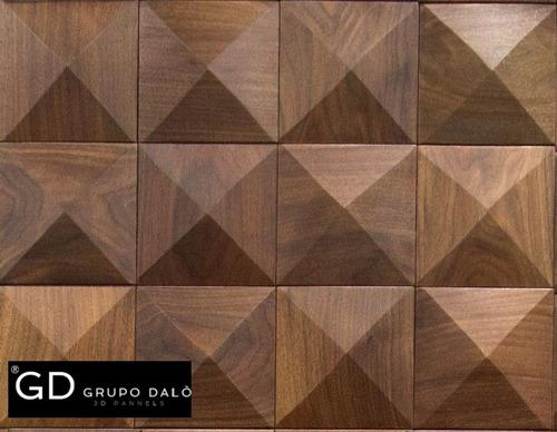 paneles decorativos 3d