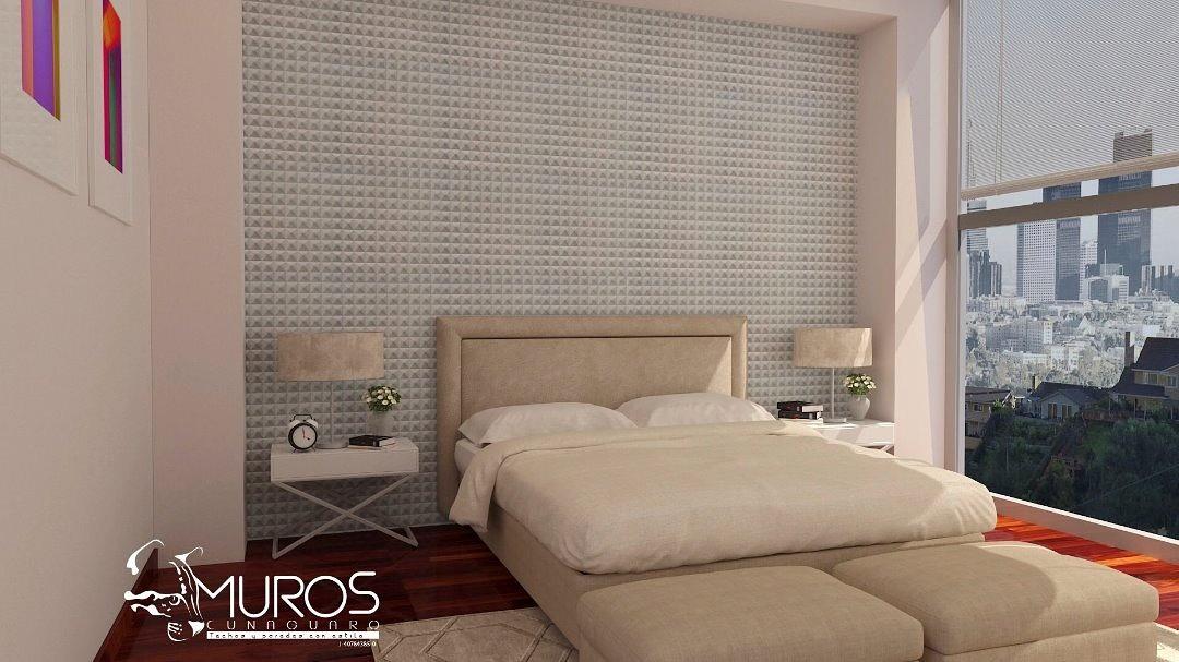 Paredes de yeso para interiores decoracin de la pared - Placas decorativas paredes interiores ...